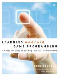 Learning Android Game Programming