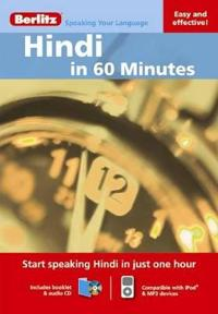 Berlitz Hindi in 60 Minutes