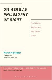 On Hegel's Philosophy of Right