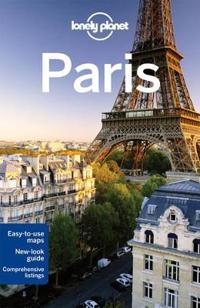 Lonely Planet Paris [With Pull-Out Map]