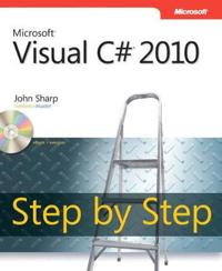 Microsoft Visual C# 2010 Step by Step [With CDROM]