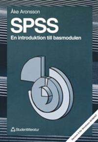 SPSS : En introduktion till basmodulen