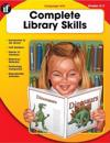 Complete Library Skills, Grade K-2: Language Arts