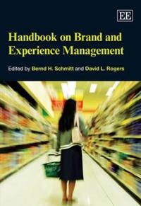 Handbook on Brand and Experience Management
