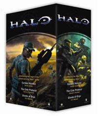 Halo Boxed Set: Contact Harvest/The Cole Protocol/Ghosts of Onyx