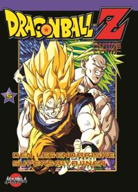 Dragon Ball Z 05 : Den legendariske supersaiyajinen