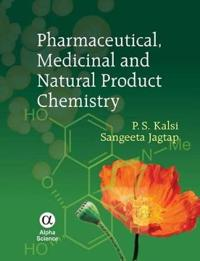 Pharmaceutical, Medicinal and Natural Products Chemistry