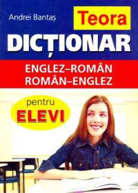 Teora English-Romanian and Romanian-English Dictionary for Students