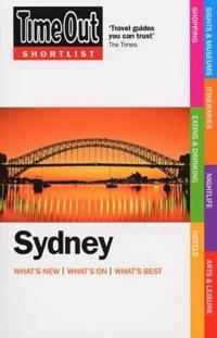 Time Out Shortlist Sydney