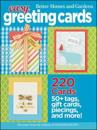 Better Homes and Gardens Easy Greeting Cards