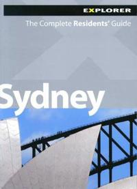 Explorer Sydney 2007, The Complete Residents' Guide