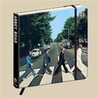 Anteckningsbok: The Beatles - Abbey Road