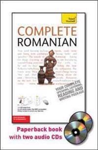 Teach Yourself Complete Romanian: From Beginner to Intermediate [With Paperback Book]