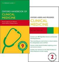 Oxford Handbook of Clinical Medicine, 9th Ed. + Oxford Assess and Progress: Clinical Medicine, 2nd Ed.