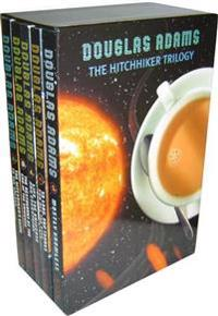 The hitchhikers guide to the galaxy Box Set