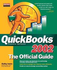 Quickbooks 2002: the Official Guide