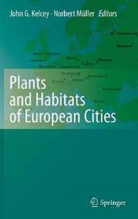 Plants and Habitats of European Cities