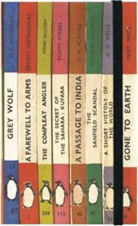 PENGUIN CLASSICS SPINES DESKTOP NOTEBOOK