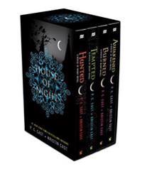 The House of Night Collection Boxed Set