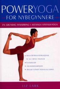 Power-yoga; for nybegynnere