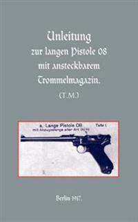 Long Luger Pistol (1917)