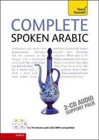 Complete Spoken Arabic (of the Arabian Gulf) Audio Support: Teach Yourself