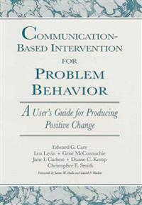 Communication-Based Intervention for Problem Behaviour