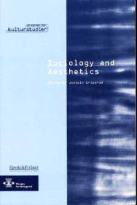 Sociology and aesthetics