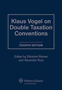 Klaus Vogel on Double Taxation Conventions
