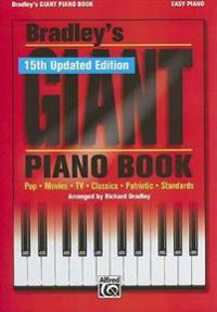Bradley's Giant Piano Book