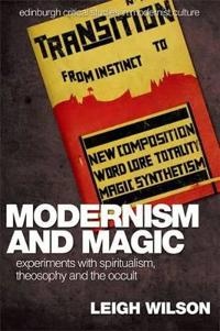 Modernism and Magic