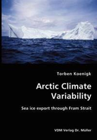 Arctic Climate Variability