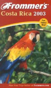 Frommer's Costa Rica with Map