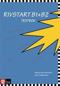 Rivstart B1+B2 Textbok med cd (mp3)
