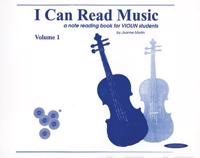 I Can Read Music, Vol 1: Violin
