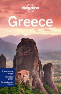 Lonely Planet Greece [With Map]