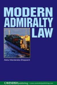 Modern Admiralty Law