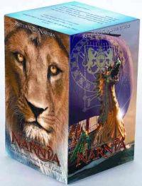 Chronicles of Narnia Movie Tie-In Box Set the Voyage of the Dawn Treader