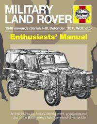 Haynes Military Land Rover Enthusiasts' Manual