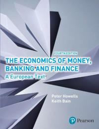 The Economics of Money, Banking and Finance