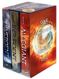 The Divergent Series Boxed Set: Divergent/Insrugent/Allegiant