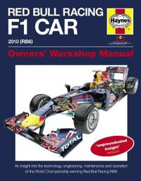 Red Bull Racing F 1 Car 2010 (RB6)