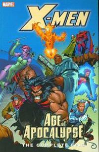 X-men: The Complete Age Of Apocalypse Epic