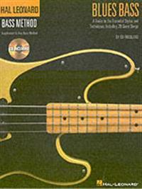 Blues Bass - Hal Leonard Bass Method Stylistic Supplement