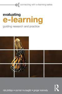 Evaluating e-Learning