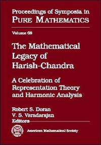 The Mathematical Legacy of Harish-Chandra