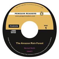 PLPR2:Amazon Rainforest Bk/Cd Pack