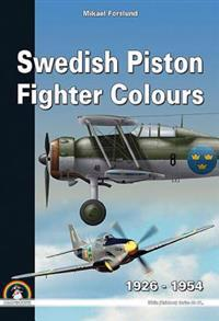 Swedish Fighter Colours 1925 - 1954