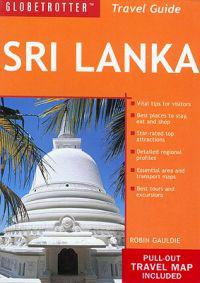 Sri Lanka Travel Pack with Map