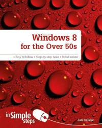 Windows 8 for the Over 50's